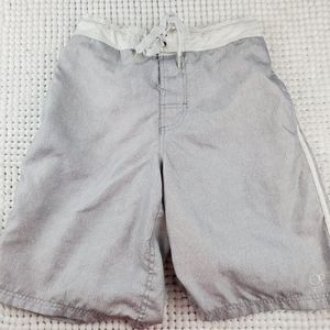 Ocean Pacific Grey Board Shorts Size Small